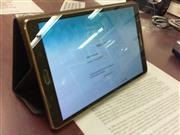 Samsung Galaxy Tablet SM-T700 16GB, Wi-Fi, Titanium Bronze